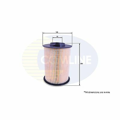 206mm Tall Comline Air Filter Genuine OE Quality Engine Service Replacement