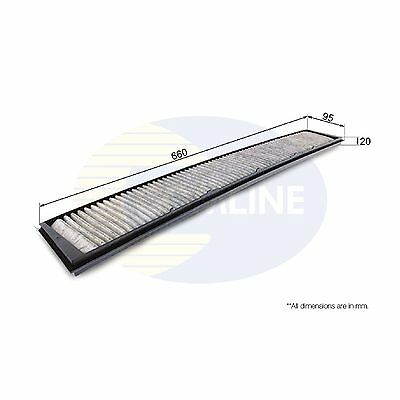 660mm Long Comline Carbon Cabin Filter Interior Air Pollen Genuine OE Quality