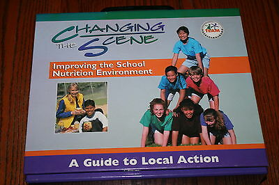 CHANGING THE SCENE Improving School Nutrition A Guide to Local Action USDA