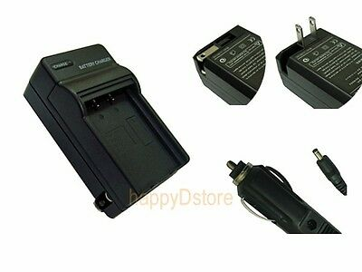 Battery Charger for Nikon Coolpix S610 S620 S630 S640 S70 S710 S800c S6000 S6100