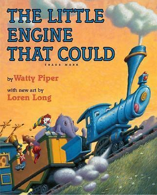 The Little Engine That Could by Watty Piper (2005, Hardcover)
