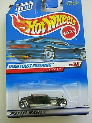 #917 Hot Wheels First Editions 1999 Track T-X