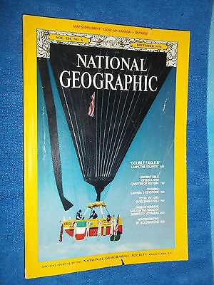 National Geographic  DECEMBER 1978      NO MAP