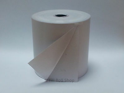 76x76 ( 76 x 76 )mm 2 Ply A-Grade Till Rolls - 20 - Epos Printer - Cash Register