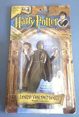 """LORD VOLDEMORT FROM THE SOCERER'S STONE"""" WIZARD COLLECTION FREE SHIPPING IN US"""