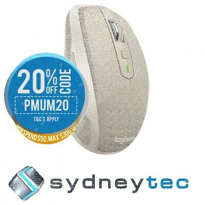 New Logitech MX Anywhere 2 Wireless Mobile Mouse - STONE