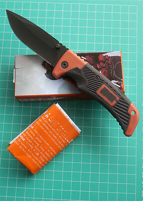 New Lockback  Knife G@B Tactical Fishing Hunting Survival Rescue Saber 11v6 gift
