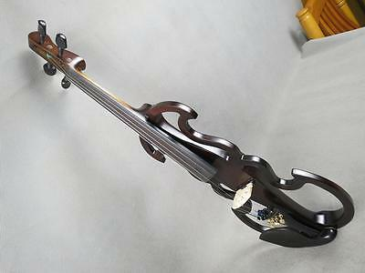 Beautiful Song streamline 4/4 electric violin,solid wood
