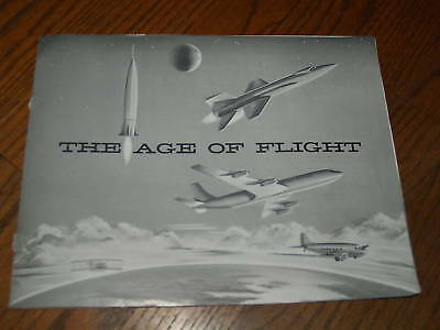 The Age of Flight -- for young children vintage