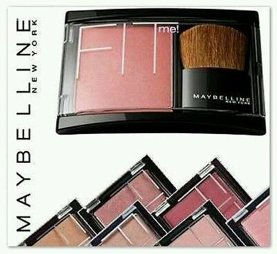 (( 15 )) NEW Maybelline FIT ME! Blush & Bronzer ✦ Assorted Variety ✦ Lot of 15