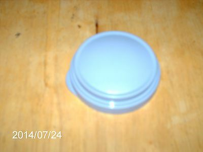 TUPPERWARE # 2952 BABY BOTTLE SEAL OR LID PURPLE COLOR REPLACEMENT PART