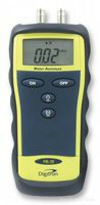 Pm20 - Digitron - Manometer, 0-130Mbar, Diff