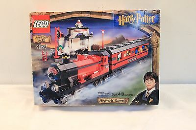LEGO Harry Potter 4708 Hogwarts Express Train 2001 NEW NISB