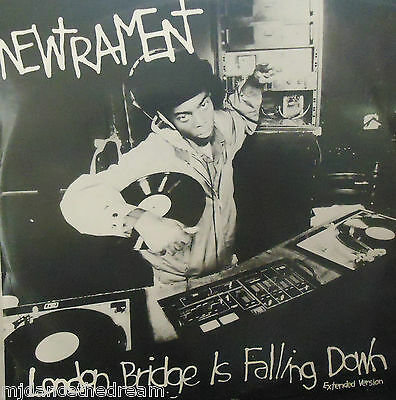 "NEWTRAMENT - London Bridge Is Falling Down ~ 12"" Single PS"
