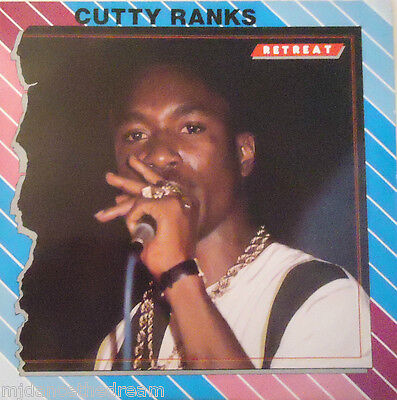 CUTTY RANKS - Retreat - VINYL LP