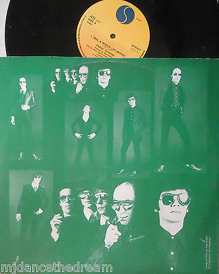 "FLAMIN GROOVIES ~ Feel A Whole Lot Better ~ 12"" Single PS"