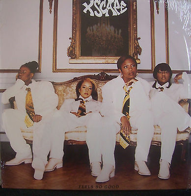 "XSCAPE ~ Feels So Good ~ 12"" Single PS USA PRESS"