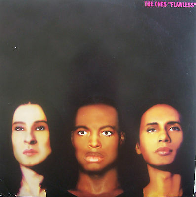 "THE ONES ~ Flawless ~ 12"" Single PS"
