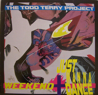 """TODD TERRY PROJECT - Weekend - 12"""" Single PS"""