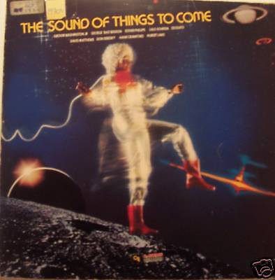 SOUND OF THINGS TO COME - Various Artists - VINYL LP