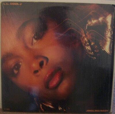 "LL COOL J - Jingling Baby ~ 12"" Single PS US PRESS"