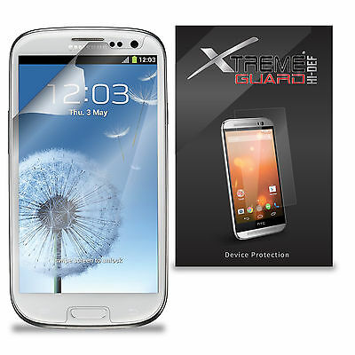 6-Pack HD XtremeGuard HI-DEF Screen Protector Cover For Samsung Galaxy S3 Neo