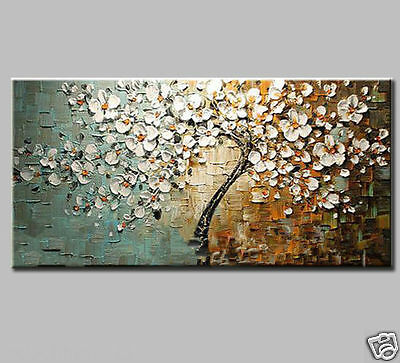 New MODERN ABSTRACT CANVAS ART WALL DECOR OIL PAINTING 1p (NO framed)