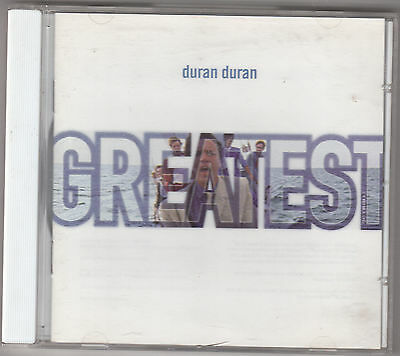 DURAN DURAN - greatest CD