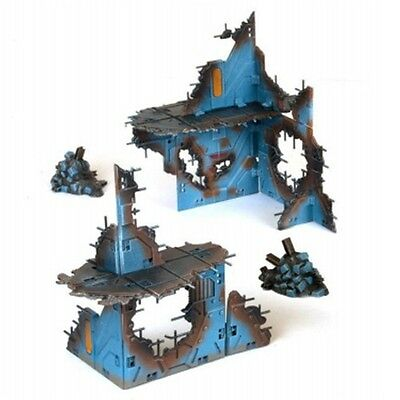 Mantic Games Battlezones - Ruined Outpost Kit MGTSCI24-1