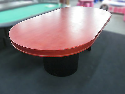 "Dining Table Top for Oval Poker Table 84"" or 2M"
