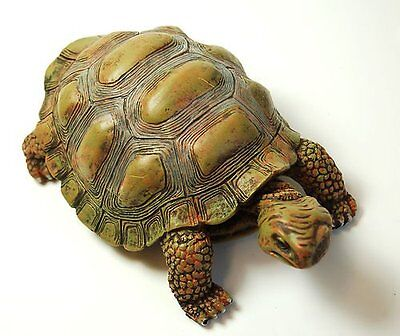 Garden Tortoise Ornament, 13 cm long