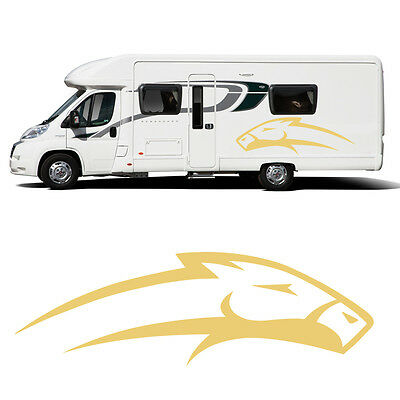 Horse sticker decal transfer art trailer motorhome graphic eq5