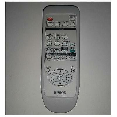 POWERLITE 825 POWERLITE 84 150672700 Replacement Remote Control for EPSON 1506727