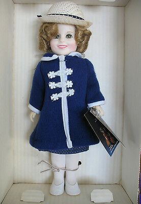 Ideal Doll Shirley Temple  Poor Little Rich Girl OR Rebecca of Sunnybrook Farm
