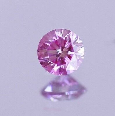 0.20 Ct Baby Pink Hpht Diamond Color Enhanced Natural Loose For Ring Asaar Deal