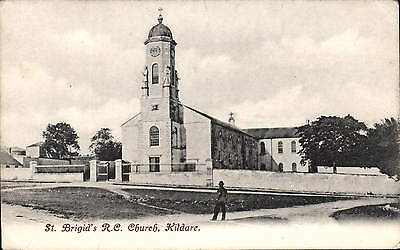 Kildare. St Brigid's R.C. Church by Lawrence.