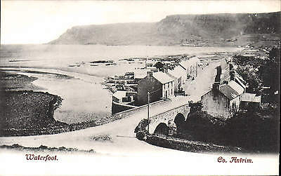 Waterfoot, Co. Antrim by Lawrence.