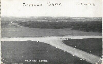 Kildare. Curragh Camp. View from South in Signal Series.