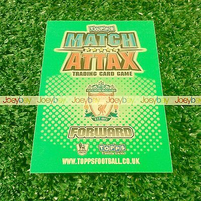 10/11 Extra Captains Showboats Star Signings Card Match Attax 2010 2011