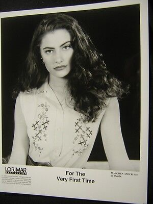 Madchen Amick For The Very First Time 1991 Vintage Photo U206