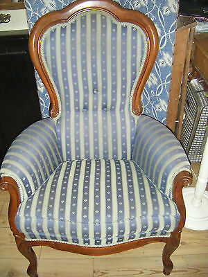 GORGEOUS VINTAGE ARM CHAIR FROM SWITZERLAND
