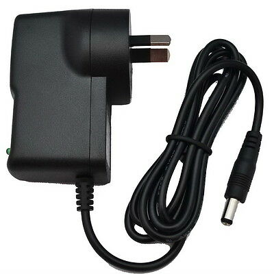 AC 100V-240V Converter Adapter DC 6V 1A 6W Power Supply 1000mA AU 5.5mm x 2.1mm