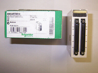 New Schneider Electric BMXART0814 8 Entrees Temperature Isolated Control Module