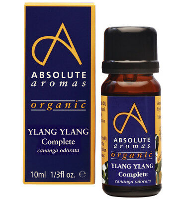 Absolute Aromas Ylang Ylang Essential Oil 10ml 100% Pure, Natural and Undiluted