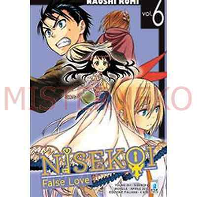 Manga - Nisekoi - False Love 6 - Star Comics