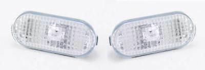 Ford Fiesta Mk6 2002-2008 Clear Side Repeaters 1 Pair