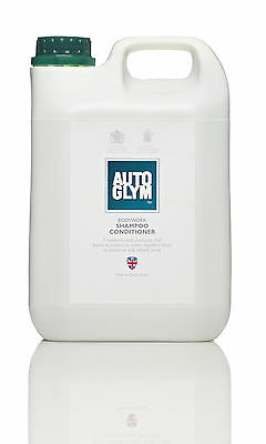 Autoglym Car Van Motorbike Wash Clean Bodywork Shampoo Conditioner 2.5Ltr Bottle
