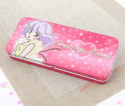 Creamy Mami Magical Angel Metal Pencil Box Case Japan L35b