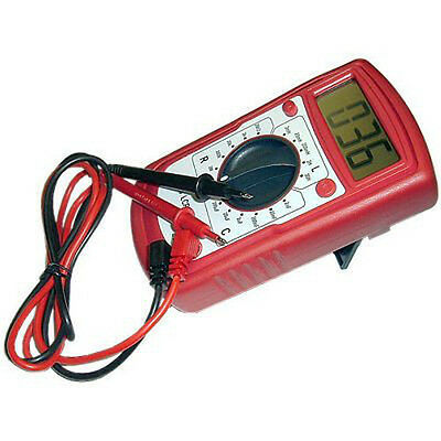 HQRP Digital LCR Meter Measurement Induction Capacitor Tester