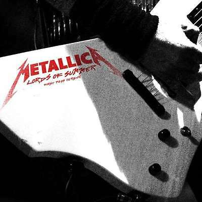 """Metallica - Lords Of Summer NEW 12"""""""